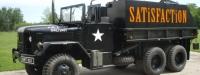 """Gun Truck """"Satisfaction"""""""